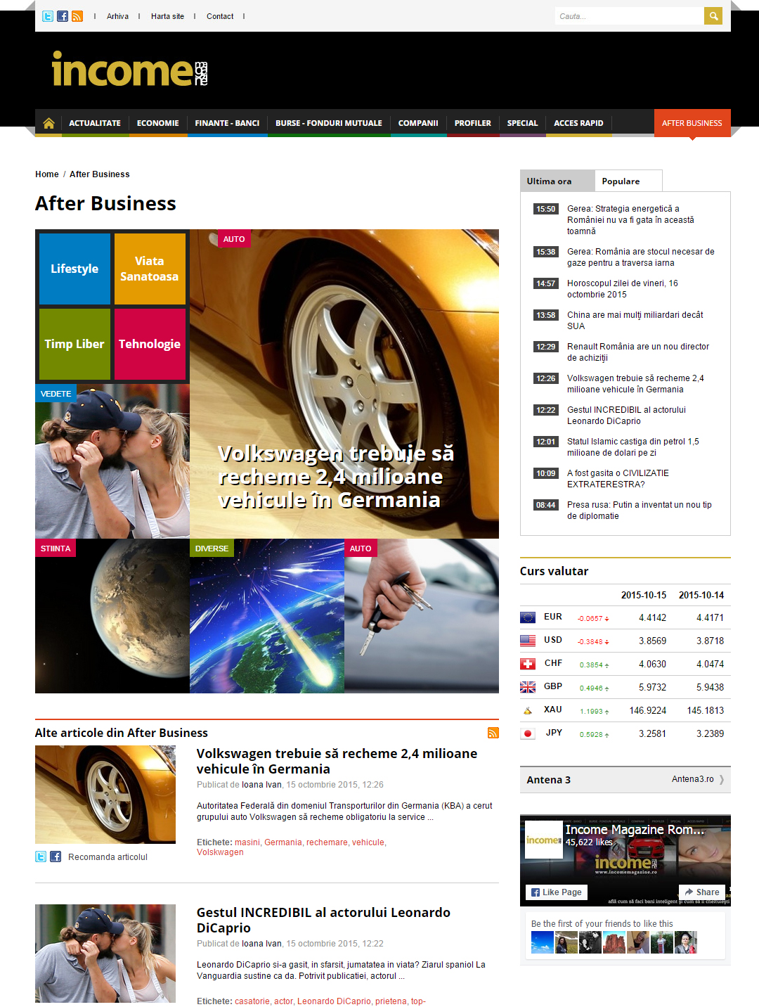 Intact Media Group - Income Magazine - After Business